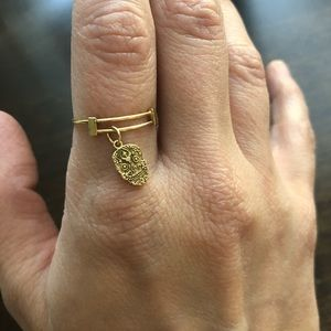 Alex and Ani Calavera Ring